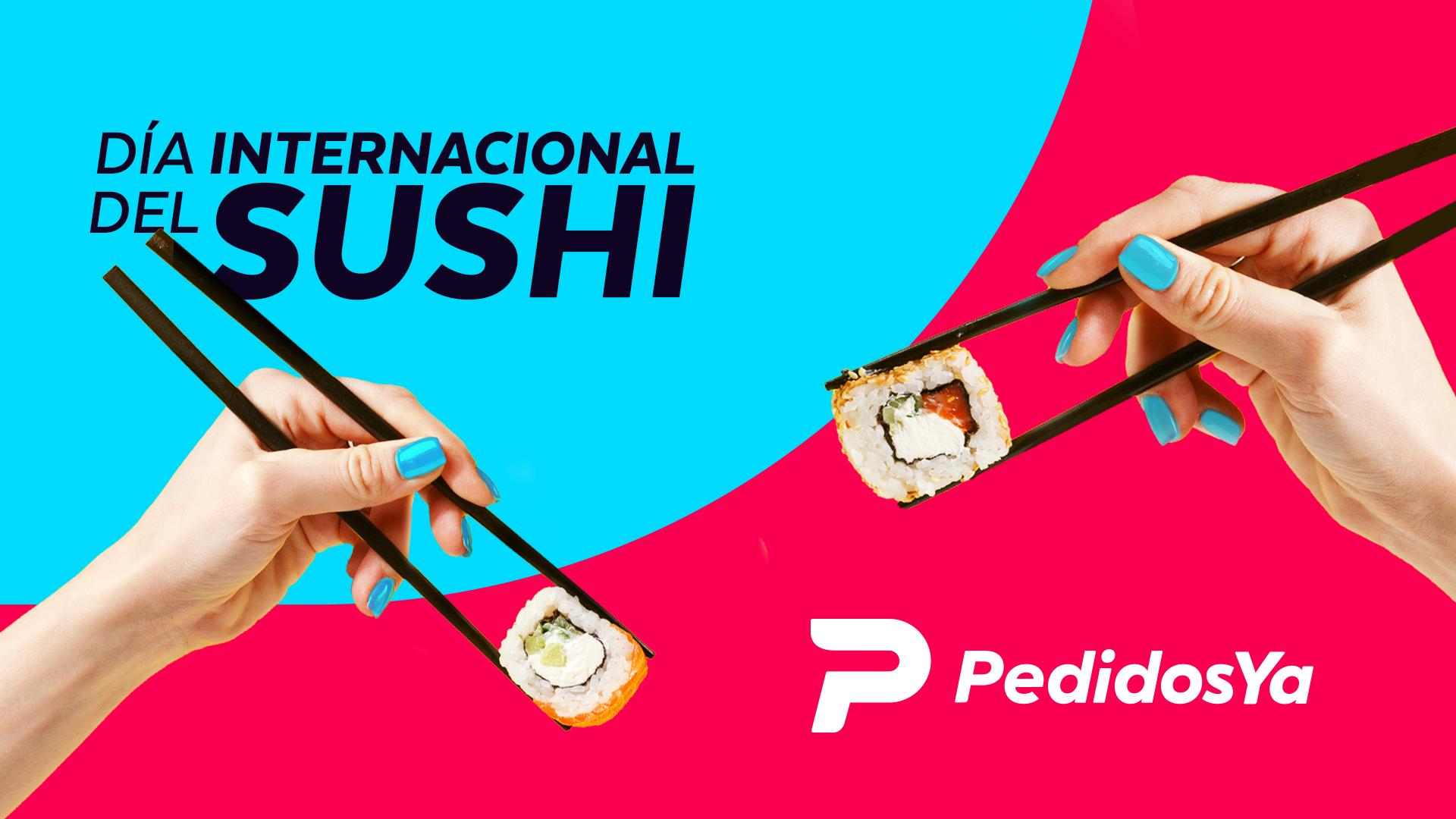 Durante 2020, en Latinoamérica se hicieron más de 3 millones de pedidos de sushi