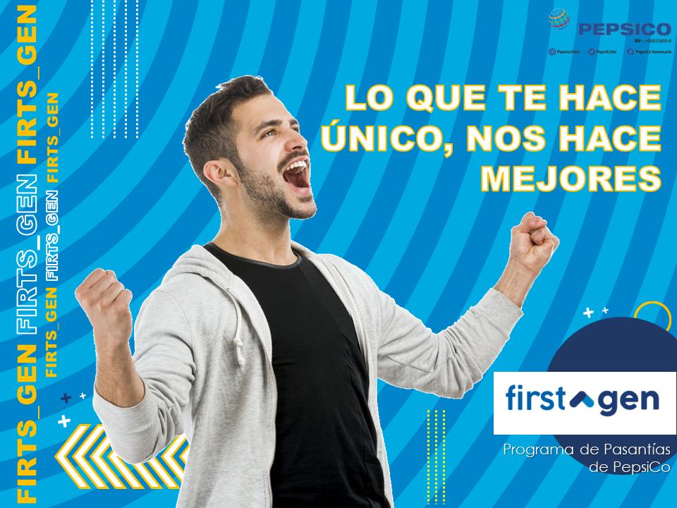 PepsiCo Venezuela lanza su programa First Gen para estudiantes universitarios