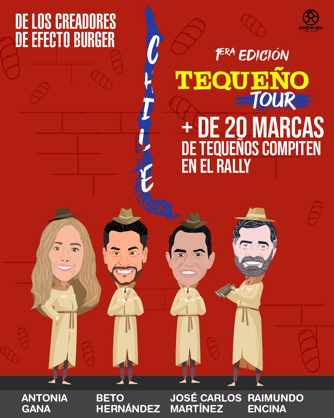 Tequeño Tour: Un panorama gastronómico que invita a conocer la versatilidad de la comida venezolana