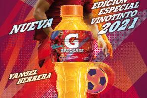 Gatorade y Yangel Herrera mostrarán cómo transitar el camino hacia la grandeza deportiva