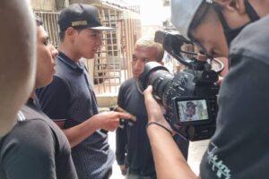 "Jackson Gutiérrez se viene con ""Complot"", la miniserie"