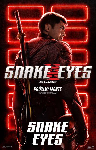 ¿Crees que conoces #SnakeEyes El Origen?