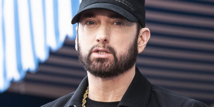 Eminem celebra el 20 aniversario del primer lanzamiento de Shady Records como sello discográfico