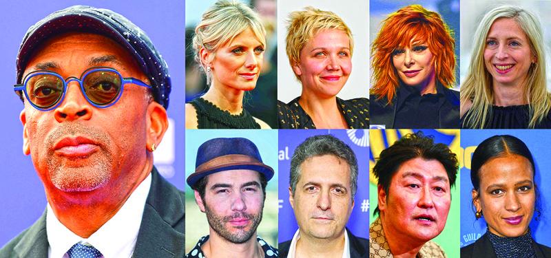 Súper figuras en el jurado del Festival de Cannes