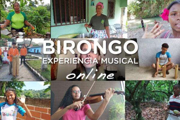 Eposak te invita a conocer Birongo desde una experiencia musical online