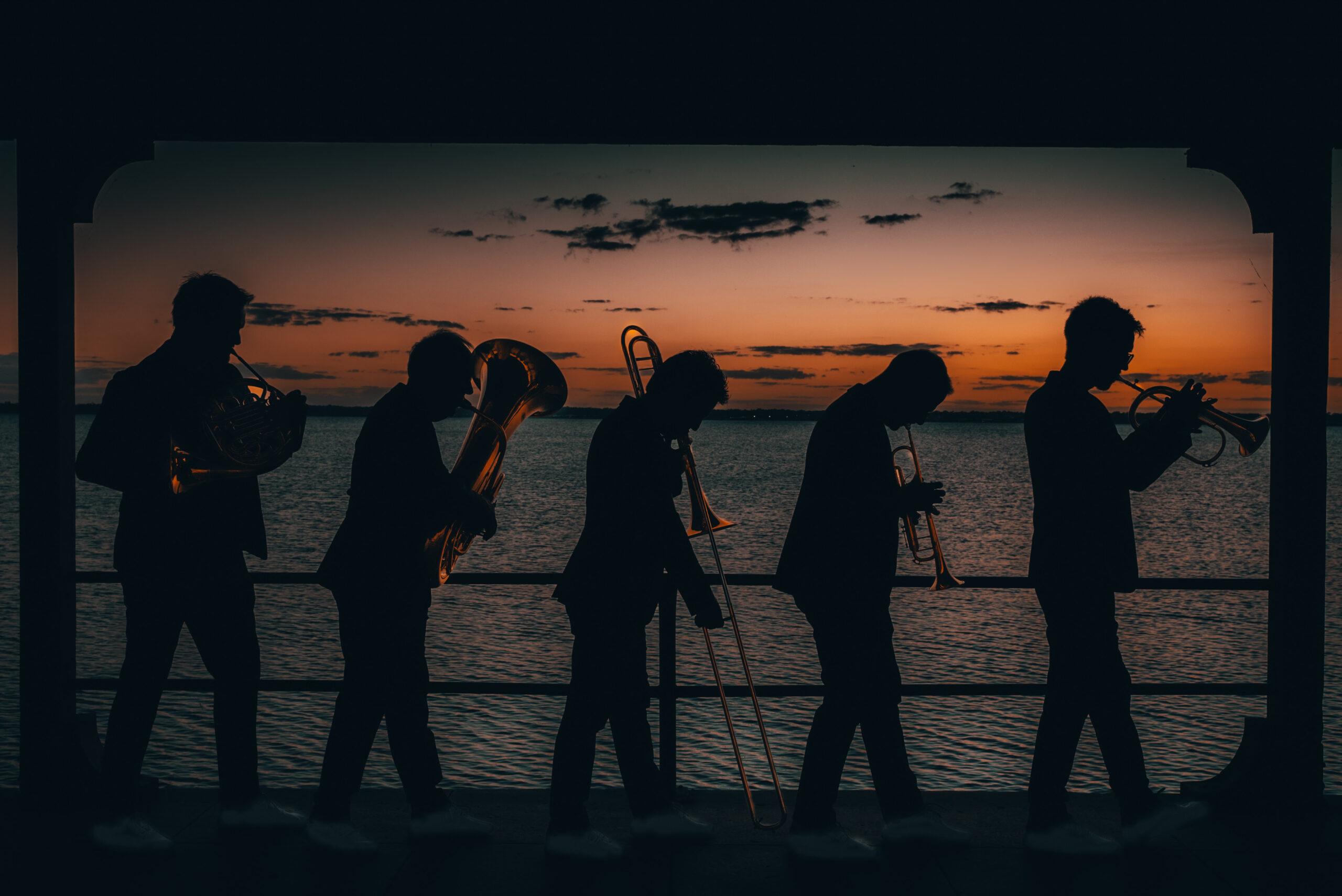 Canadian Brass suena a joropo venezolano