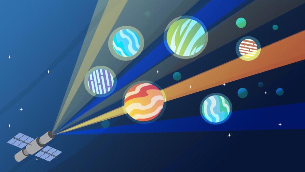 NASA busca vida en el Universo