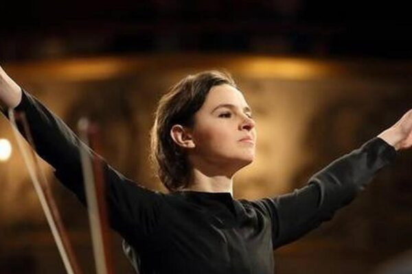Oksana Lyniv se convierte en la primera mujer conductora del Festival de Bayreuth