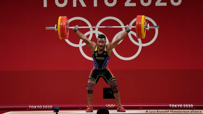 Julio Mayora logra medalla de plata para Venezuela en Tokio 2020