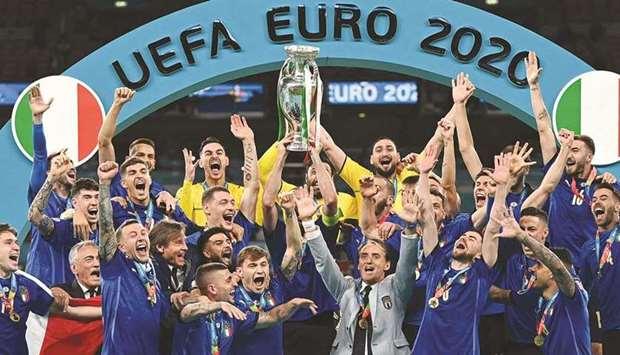ITALIA GANA LA EUROCOPA EN PENALES