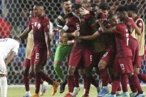 Qatar, invitado de lujo, pasa a la segunda ronda en la Copa Oro de Concacaf