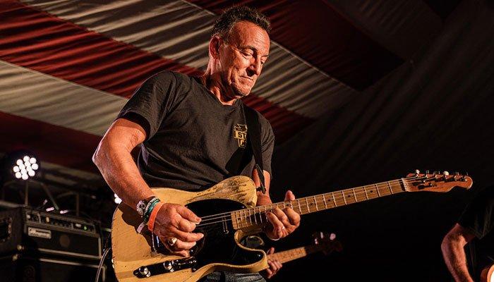 Springsteen, Hudson y Simon celebran el 'renacimiento' de Nueva York con un concierto posterior a la pandemia