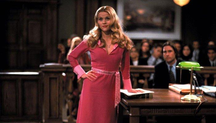 """Reese Witherspoon celebra los 20 años de """" Legalmente rubia """""""