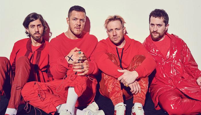 Imagine Dragons lanza el video musical oficial de la nueva canción «Wrecked»