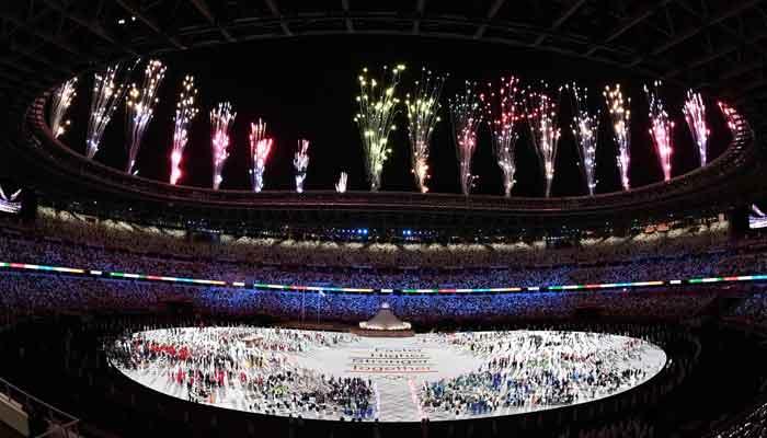 Los Juegos Olímpicos de Tokio, afectados por la pandemia,se abren en una ceremonia discreta sin fanáticos