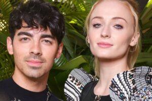 Sophie Turner y Joe Jonas construyeron 10 monstruosos Legos durante el encierro