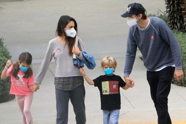 Mila Kunis aborda el «arrepentimiento» por evitar el vuelo espacial de Ashton Kutcher
