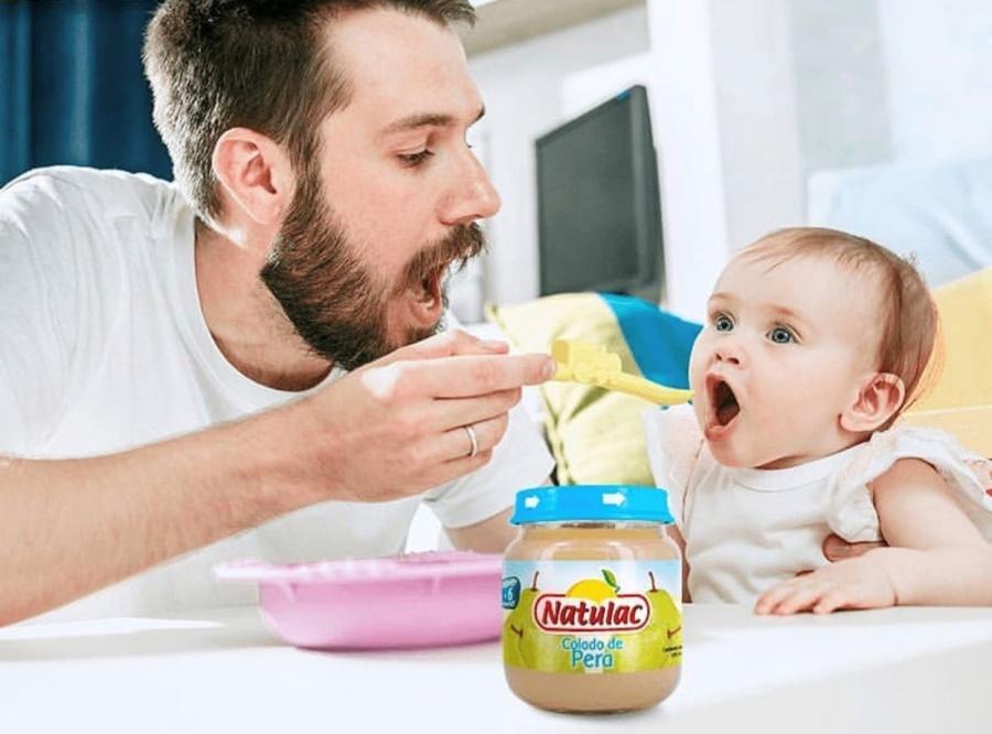 Colados de Natulac brindan equilibrio nutricional en la alimentación infantil