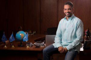 Argenis Angulo: Candidato a Presidente Mundial de la JCI con apoyo de toda América, y es venezolano
