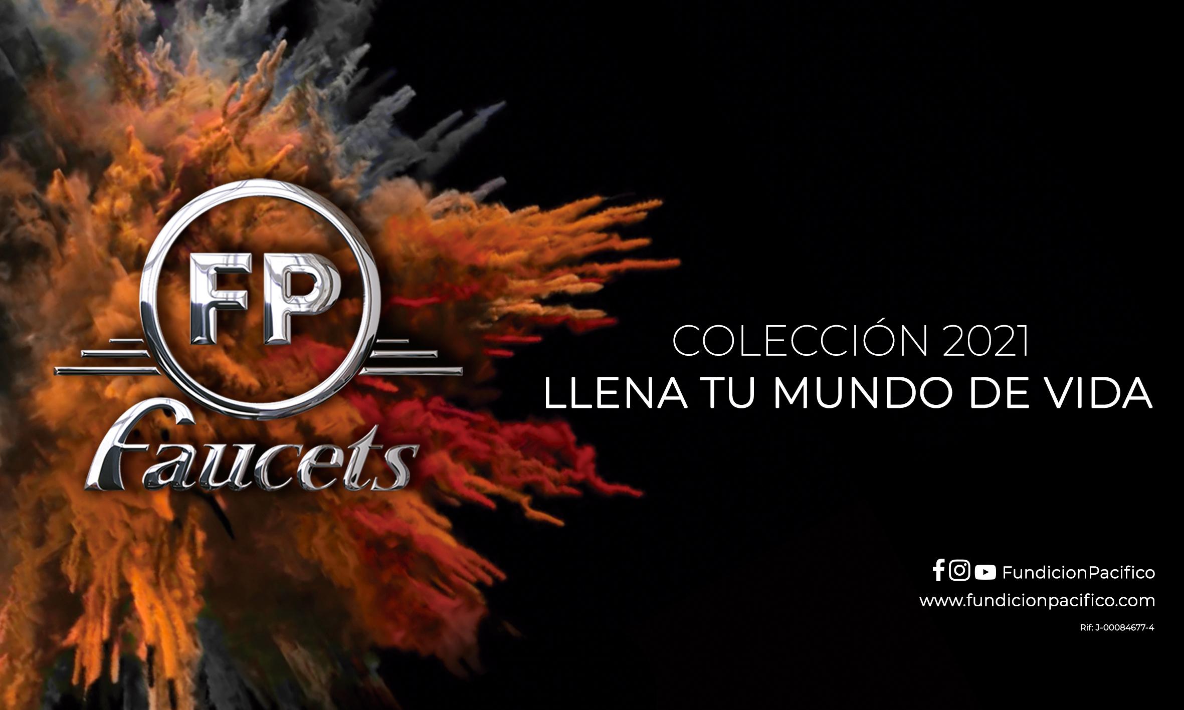 Fundición Pacífico presenta nueva colección de grifería y accesorios con calidad para toda la vida