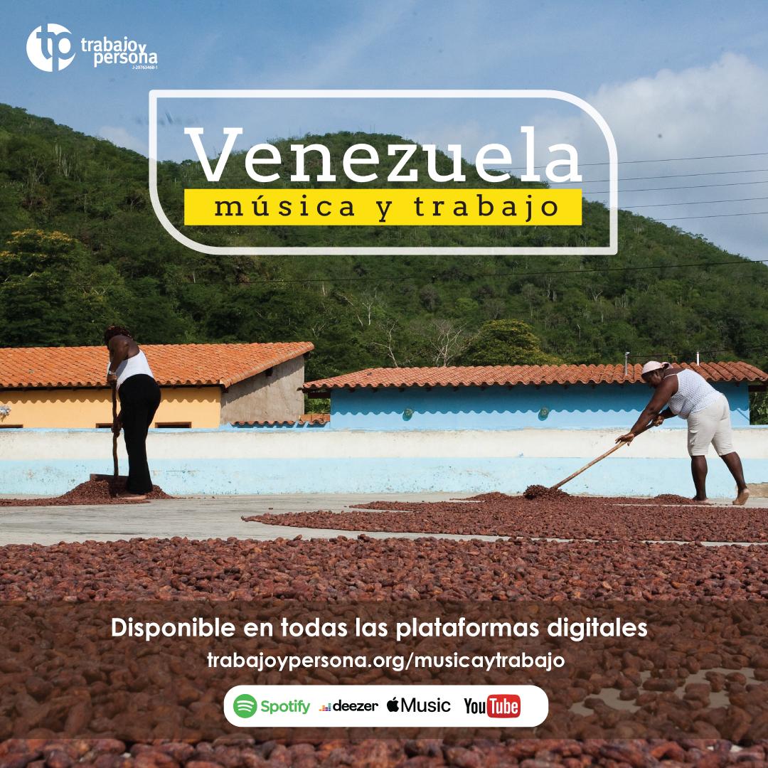 Venezuela: música y trabajo