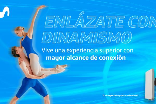 Movistar incorpora zonas de cobertura a sus servicios de internet al hogar
