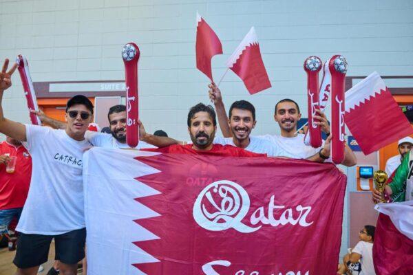 Qatar en la Copa Oro 2021 de Concacaf