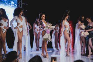 Aleska Génesis hizo diseño exclusivo de trajes de baño para el casting de Concurso by Osmel Sousa