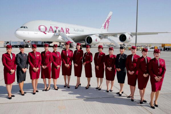Qatar Airways nombrada aerolínea del año y mejor Clase Ejecutiva