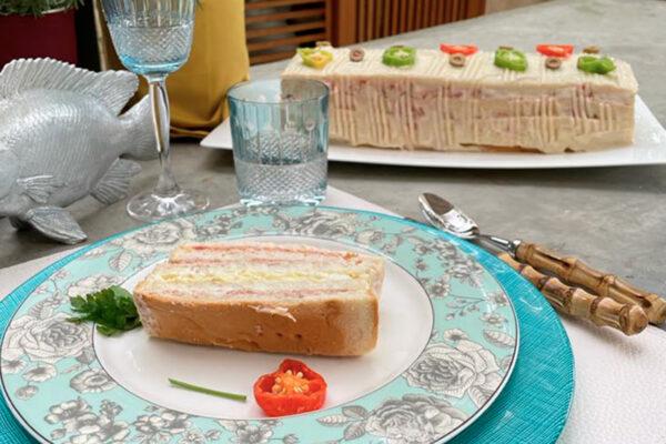 Sanduchón – Cocinando con Nury en Iskia