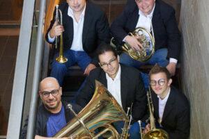 Canciones para Caracas con ArteBrass Quintet desde Centro Cultural BOD este domingo 01 de agosto..