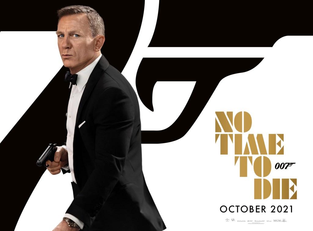 »No Time to Die» anuncia la fecha de estreno en la alfombra roja para el próximo mes