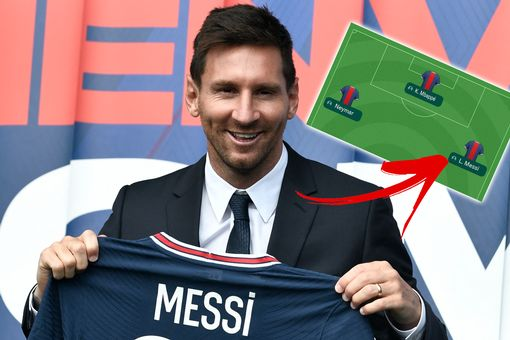 Lionel Messi habla con CNN sobre su cambio al Paris Saint-Germain
