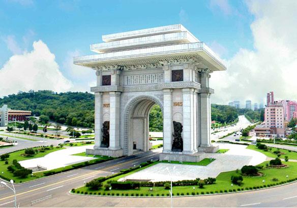 En homenaje al 76° aniversario de la independencia de Corea: KIM IL SUNG: HEROE GUERRRILERO