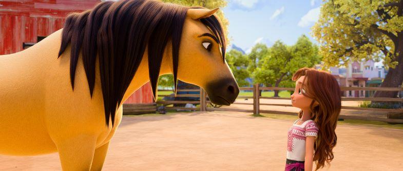 De Universal Pictures llega Spirit el Indomable – Estreno 19 de agosto -Solo en cines
