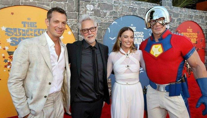'Suicide Squad' busca la redención de los supervillanos de DC y del director James Gunn