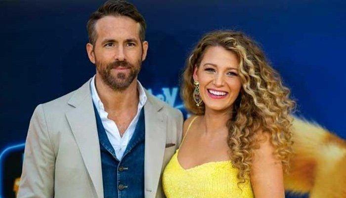 Ryan Reynolds dice que Blake Lively está detrás de algunos de sus proyectos en pantalla más exitosos