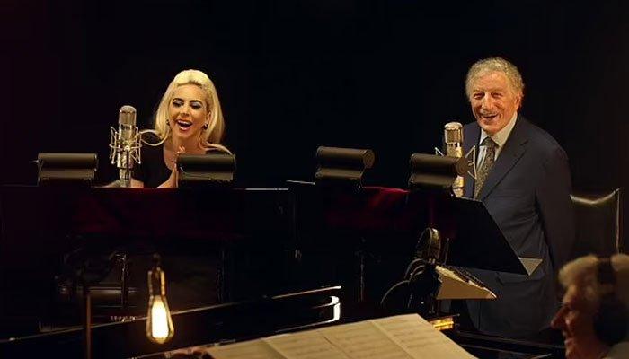 El último video musical de Lady Gaga y Tony Bennett enamora a todos