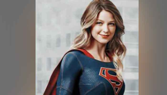 Melissa Benoist concluye el rodaje de 'Supergirl'