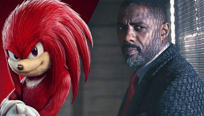 Idris Elba pone voz a Knuckles en »Sonic the Hedgehog 2»