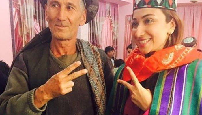 Anoushey Ashraf alza la voz por Afganistán: 'Eran exactamente como tú y yo'