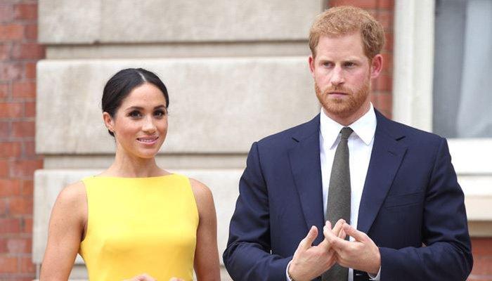 El príncipe Harry y Meghan Markle emiten una declaración sobre la crisis de Afganistán