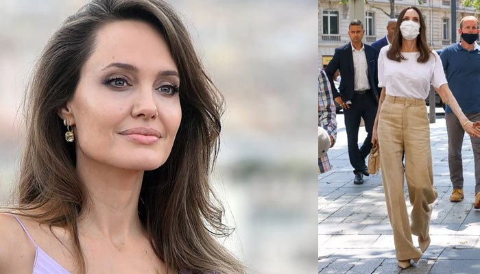 Angelina Jolie se preocupa por el pueblo de Afganistán