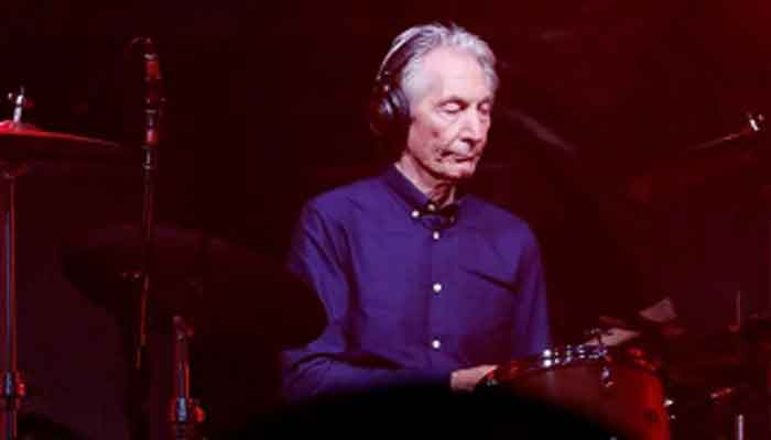 Muchos homenajes para el baterista de los Rolling Stones, Charlie Watts