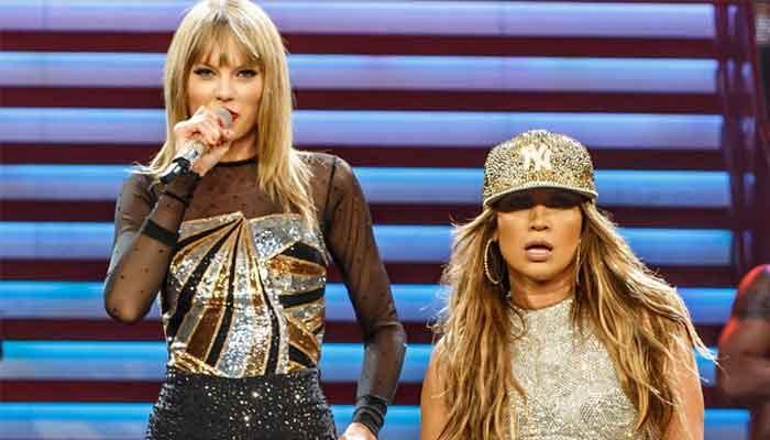 Jennifer Lopez aprecia el recuerdo de trabajar con Taylor Swift