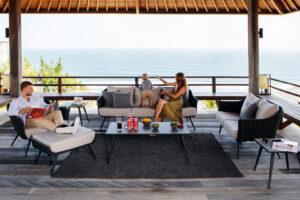 3 tendencias en mobiliario de exterior que renuevan tus espacios