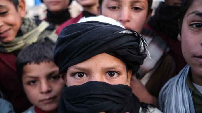 Unicef: Millones de niños necesitan ayuda humanitaria en Afganistán