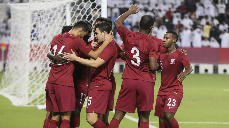 La selección de fútbol de Qatar registra el mayor salto en la clasificación de la FIFA