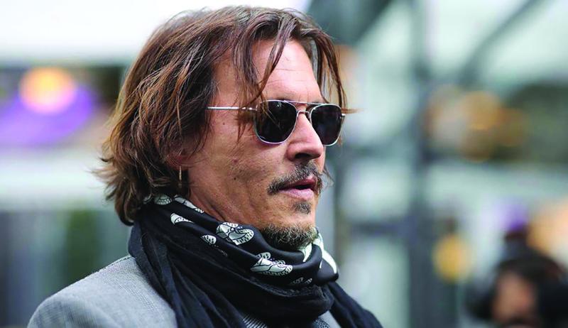 Johnny Depp será homenajeado por el festival de cine de San Sebastián