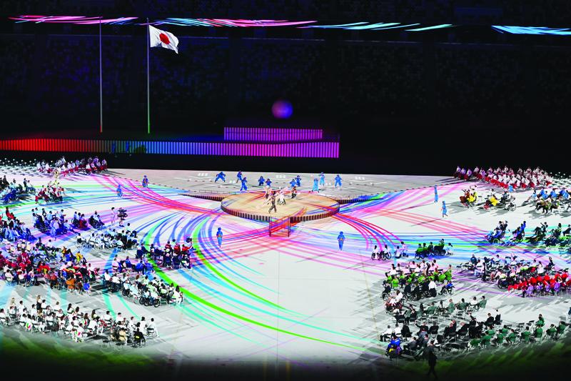 Juegos Paralímpicos de Tokio abren después de la demora del virus